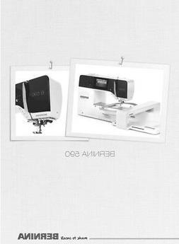 Bernina Sewing Machines 590 | Sewingmachinesi
