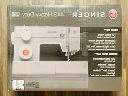 BRAND NEW FREE SHIPPING Singer 44S Heavy Duty Sewing Machine
