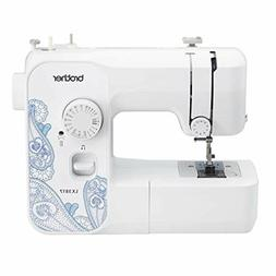 Brother Sewing RLX3817 Full Size Sewing Machine, White