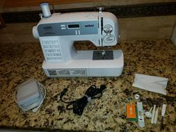 Brother  Project Runway Computerized Sewing Machine. Nice.