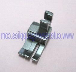 Compensating Top Stitch Presser Foot for Low Shank Home Sewi
