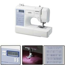 computerized sewing machine 100 stitch runway electric