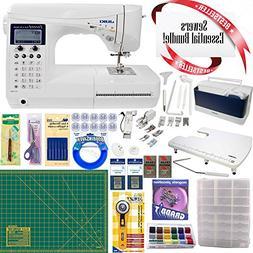 Juki F600 Computerized Sewing Machine with 8 inch Throat  w/