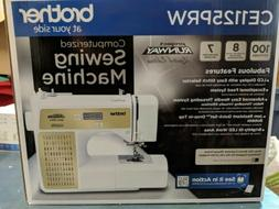 Brother Computerized Sewing Machine Ce1125prw