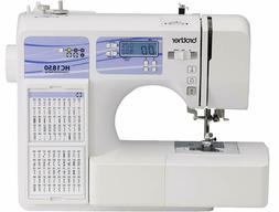 Computerized Sewing Machine Quilting Stitches Presser Feet F