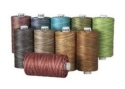 Connecting Threads 100% Cotton Thread Sets - 1200 Yard Spool