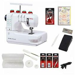 Janome CoverPro 900CPX Coverstitch Machine with Exclusive Bo