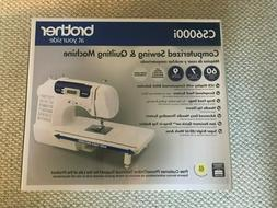 BROTHER CS6000i SEWING MACHINE COMPUTERIZED ✅ IN HAND BRAN