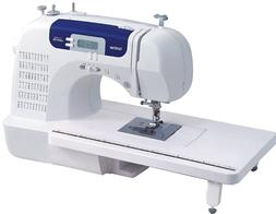 Brother CS6000i Sewing Quilting Machine 60 Stitches Wide Tab
