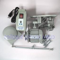 Consew CSM1000 Sewing Machine Electric Servo Motor, 110 Volt