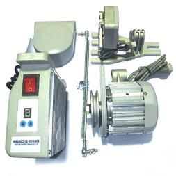 Consew CSM3000 Sewing Machine Electric Servo Motor, 110 Volt