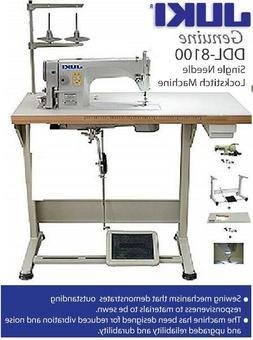Juki DDL-8100 Economy Straight Stitch Industrial Sewing,moto