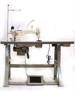 JUKI DDL-8700 Sewing Machine with Servo Motor, Stand & LED L