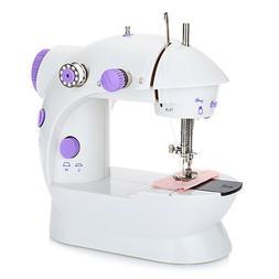 Desktop Sewing Machine Mini Electric Portable Hand Held Doub