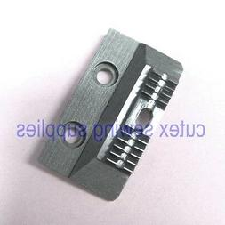 Juki DNU-1541 DNU-1541S Sewing Machine Feed Dog #214-10204 F