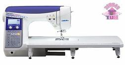 Juki DX-2000 QVP Computerized Sewing Machine with Extension
