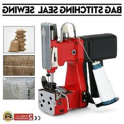 Electric Bag Sewing Machine Sealing Machines Industrial Port