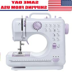 Electric Desktop Sewing Machine 12 Stitches Household Tailor