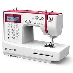 EverSewn Sparrow 25-197 stitch Computerized Sewing Machine W