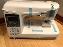 JUKI EXCEED HZL-F400 QUILT PRO COMPUTERIZED SEWING MACHINE -