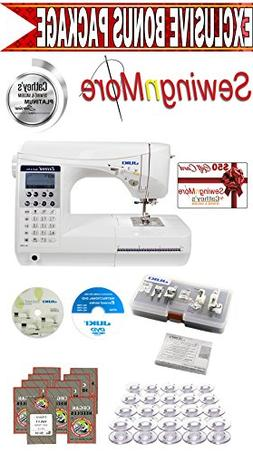 Juki Exceed HZL-F400 Quilt Pro Computerized Sewing & Quiltin