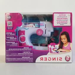 Singer EZ Stitch Toy Sewing Machine - White