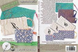 Anita Goodesign Fashion Clutches Embroidery Machine Design C