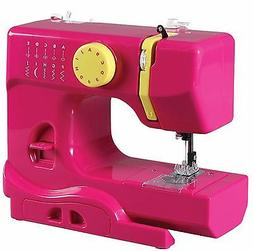Janome Fastlane Fuschia Basic, Easy-to-Use, 10-Stitch Portab