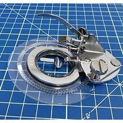 HONEYSEW Flower Stitch Circles Presser Foot for Brother Baby