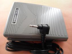 Foot Control Pedal fits Singer Quantum Futura CE-100,150,200