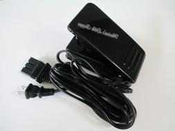 FOOT Control PEDAL w/ Power Cord for BROTHER Sewing machines