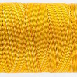 WonderFil Specialty Threads Fruitti, Oranges, 3-ply 12wt, 10