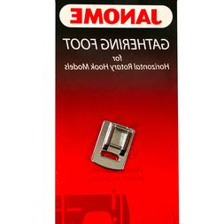 Gathering Foot #200315007 Janome For Horizontal Rotary Hook