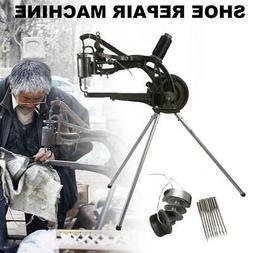 Hand Cobbler Shoe Repair Machine Dual Cotton Nylon Thread Le