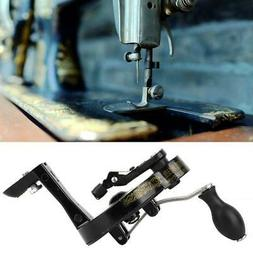 Hand Crank Parts For Spoked Wheel Treadle Sewing Machines Ac