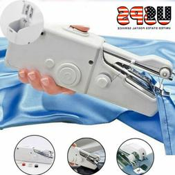 Hand Held Sewing Machine Portable Electric Stitch Mini Cordl