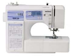 Brother HC1850 Computerized Sewing and Quilting Machine with