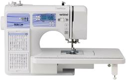 Brother HC1850 Sewing and Quilting Machine, 185 Built-in Sti