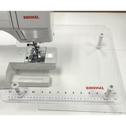 Janome HD3000 HD5000 Sewing Machine Wide Extension Table New