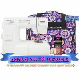 Janome HD3000 Sewing Machine with Exclusive Bonus Bundle