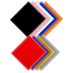 GlitZ VinylZ Heat Transfer Vinyl Sheets/9 Pack HTV Starter B