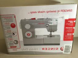 SINGER Heavy Duty 4423 Sewing Machine 23 Built In Stitches c
