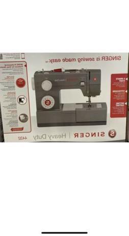 SINGER Heavy Duty 4432 Sewing Machine w/ 32 Built in Stich P