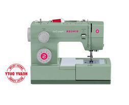 SINGER Heavy Duty 4452 Sewing Machine 110 Stitch - New Seale