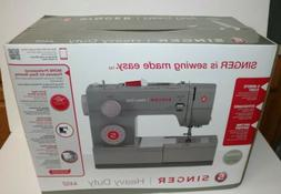 heavy duty 4452 sewing machine with 32