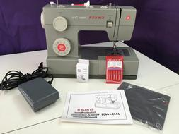 Singer Heavy Duty 4452 Sewing Machine With Accessories, 32 B