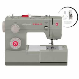 Singer  Heavy Duty 4452 Sewing Machine With Accessories, 32