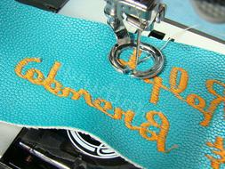 HEAVY DUTY TOYOTA Sewing Machine Plus WALKING FOOT Sews UPHO