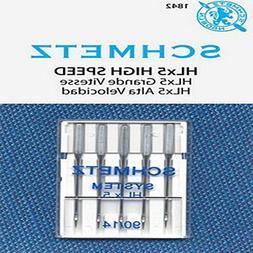SCHMETZ HLX5 High-Speed Professional Quilting Needles - Card