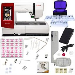 Janome Horizon Memory Craft 9900 Sewing and Embroidery Machi